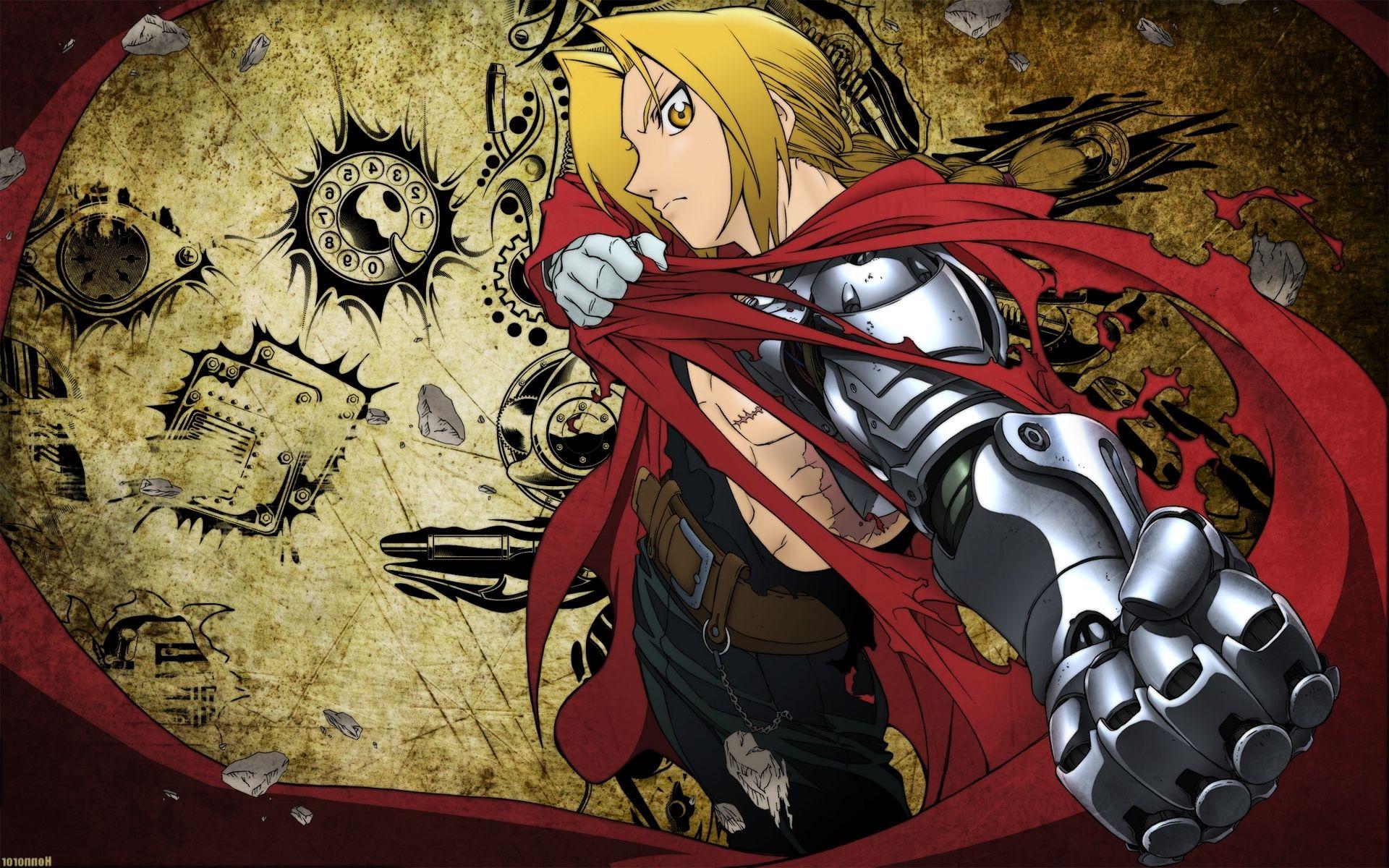 Fullmetal Alchemist Wallpaper Full Hd - WALLPAPER HD ...