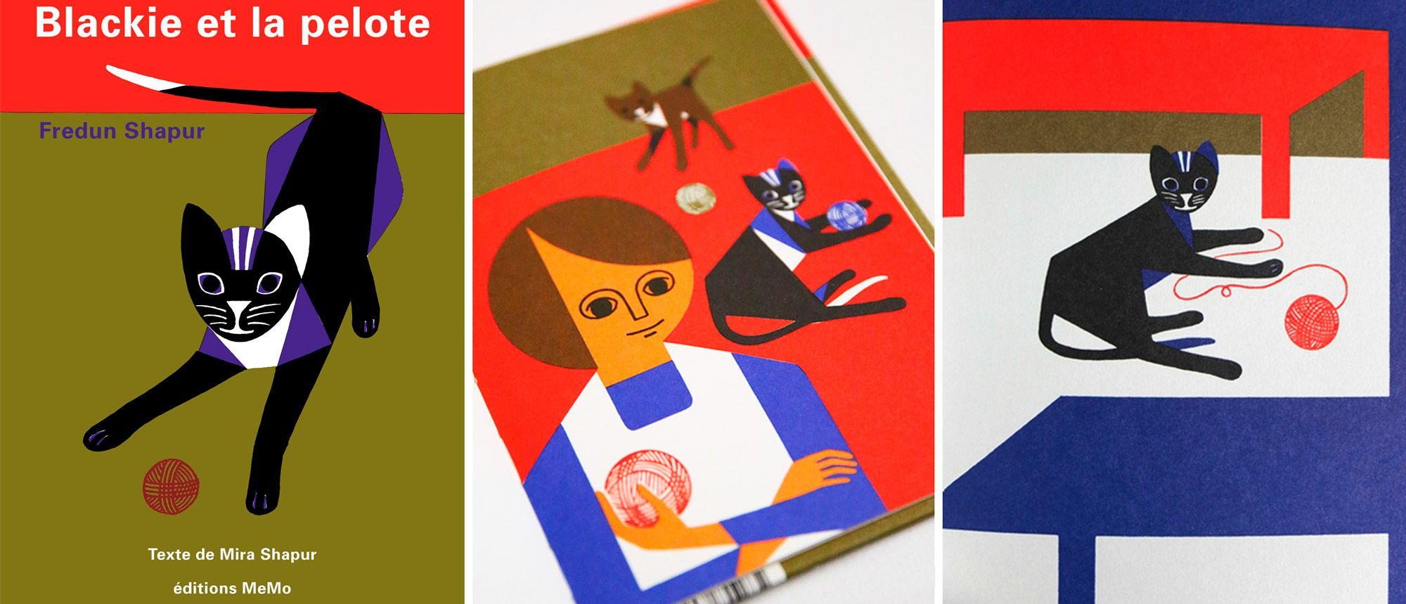 En Couverture C Fredun Shapur Pour Creative Playthings 1971 Si L On Parle Souvent De Bruno Munari Charles Et Ray Art Et Illustration Bruno Munari Eames