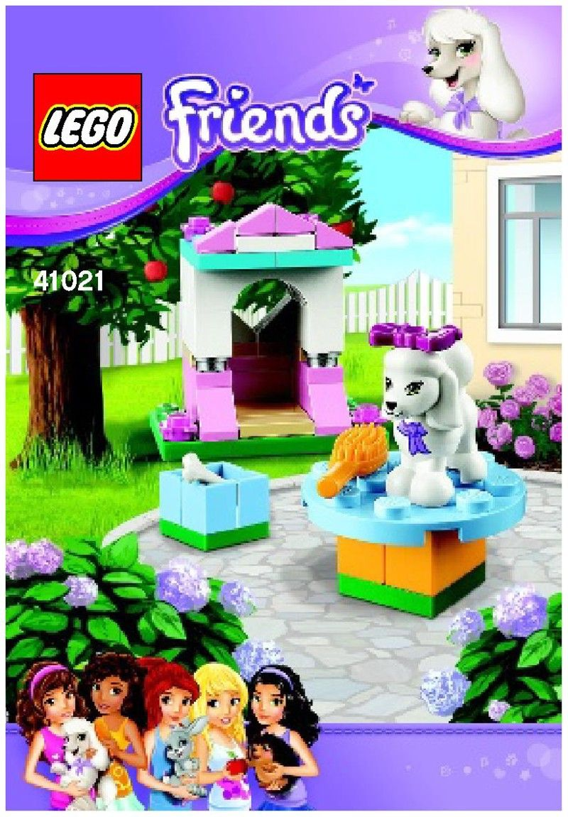 Lego Friends Instructions Childrens Toys Instructions For Every