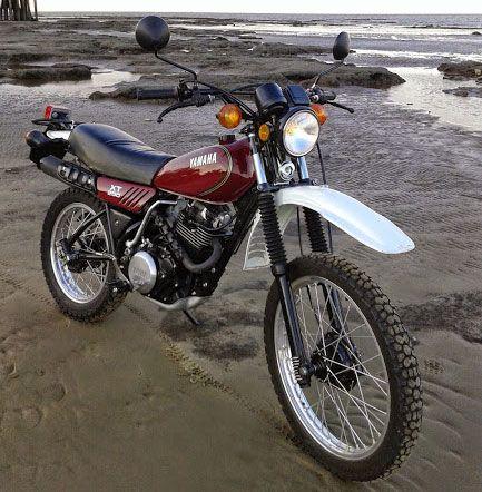Yamaha Xt 250 74628 Usd 6000 Motos Enduro Motos De Motocross Motos Dt