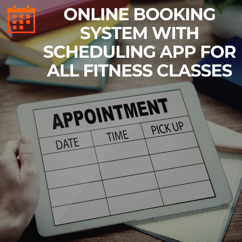 With the help of AppoinEzeSoftware, Clients can Schedule