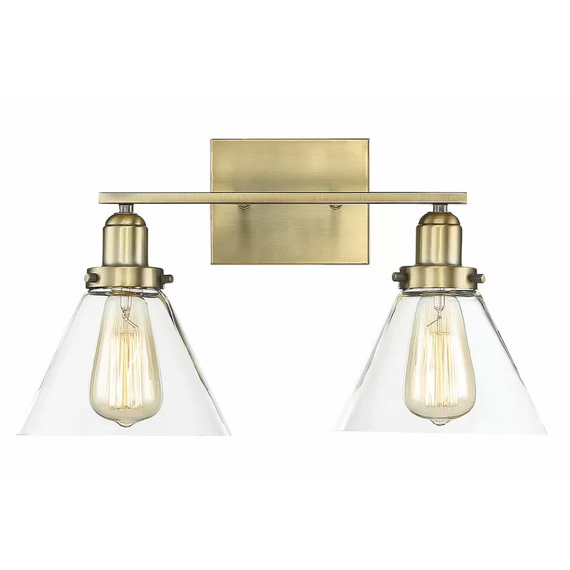 Trent Austin Design Serena 2 Light Dimmable Vanity Light Reviews Wayfair In 2020 Bath Vanity Lighting Vanity Lighting Bath Light