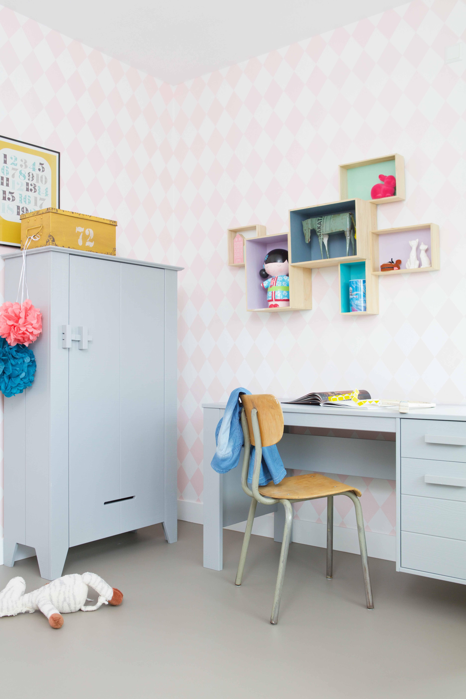 Kast Wardrobe Gijs Bureau Desk Dennis By Woood Woood