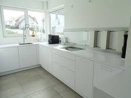 Berühmt Bildergebnis für hellgraue küche mit weißer arbeitsplatte | Küche YY33