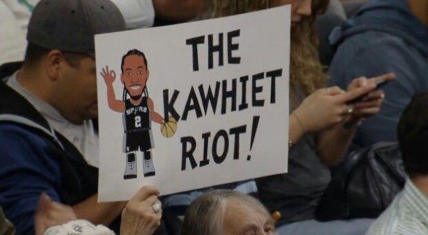 Go Spurs Go Kawhi Leonard Spurs San Antonio Spurs Spurs Fans