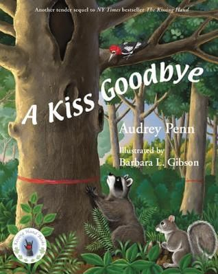 A Kiss Goodbye Chester The Raccoon Kissing Hand 3 The