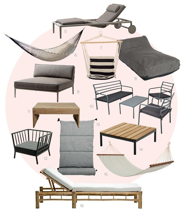 Shopping 16 Laekre Loungemobler Til Terrassen Outdoor Living