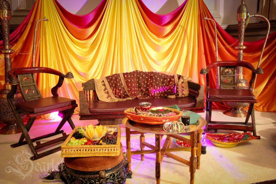 Mehndi Night : Mehndi night decor ideas mayun pinterest