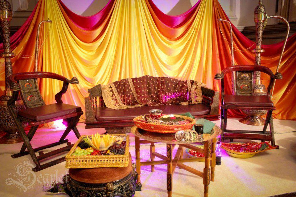 Mehndi Night Decoration Ideas : Mehndi night decor ideas mayun pinterest