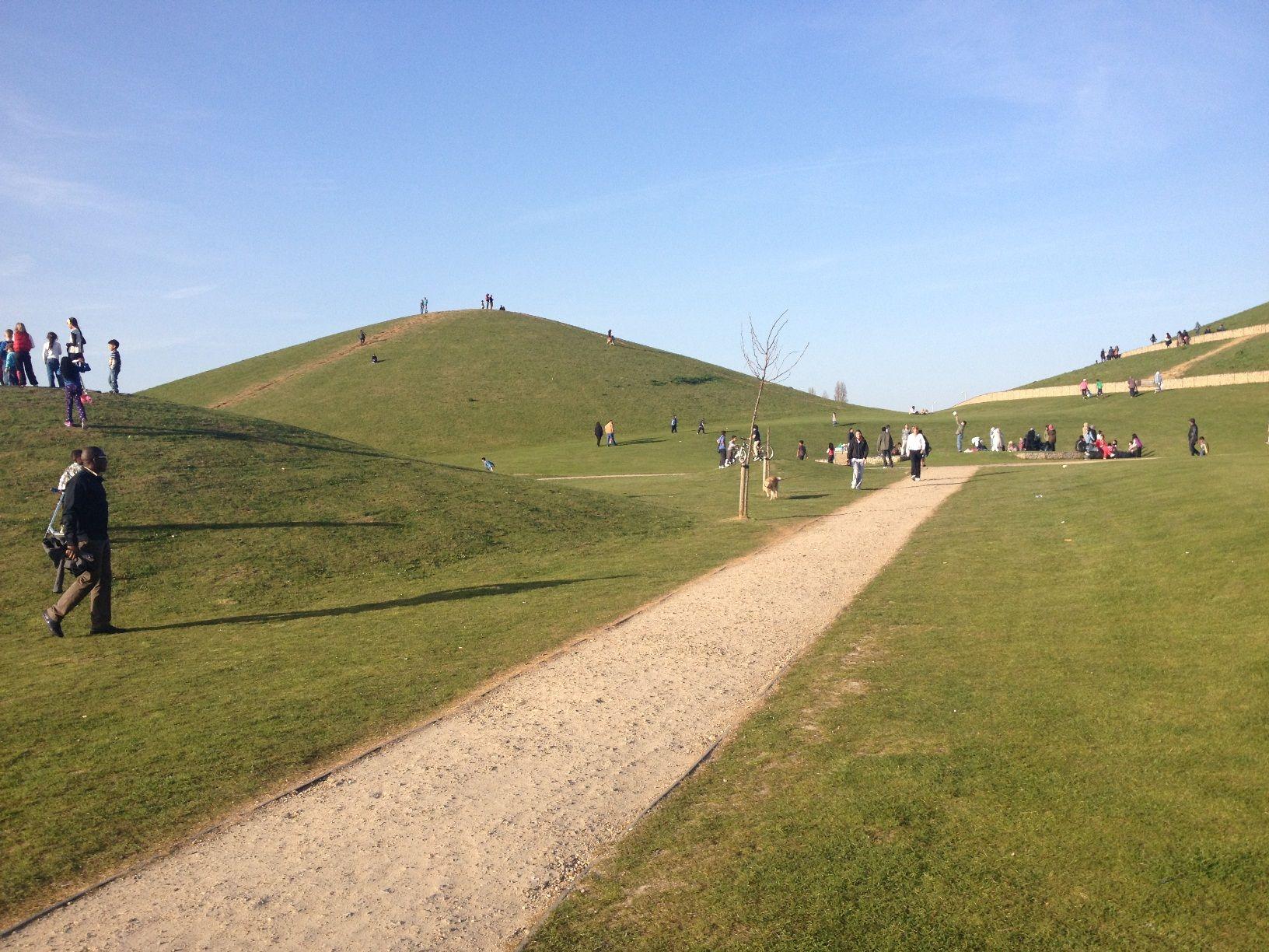 London's Northala Fields Park - Recherche Google ...