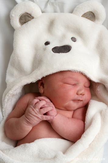 Baby Hooded Soft Fleece Wrap Blanket