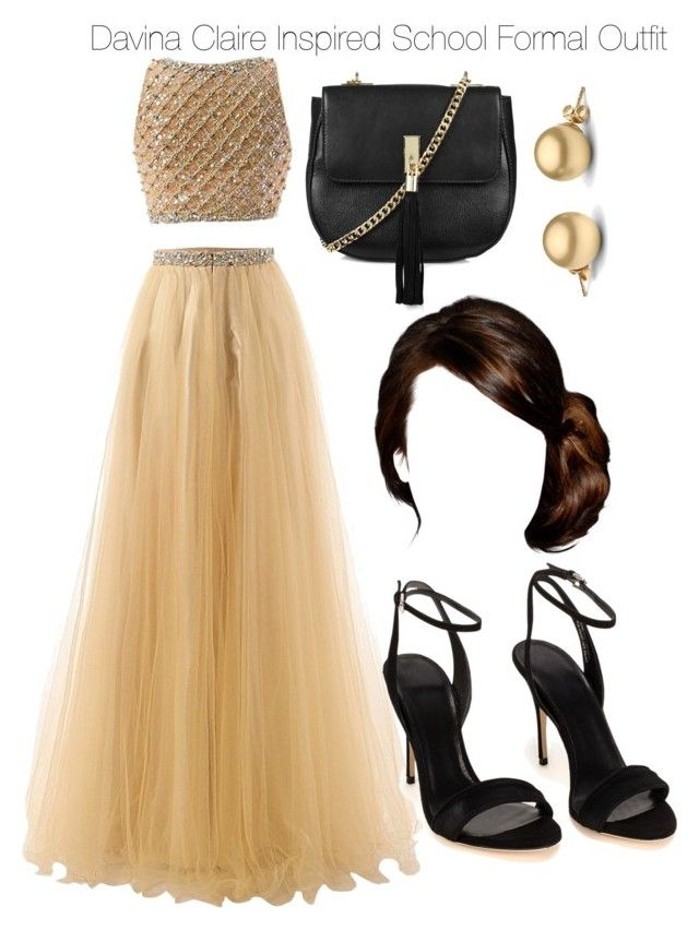 Davina Claire Inspired School Formal Outfit | Formal, Topshop and Prom