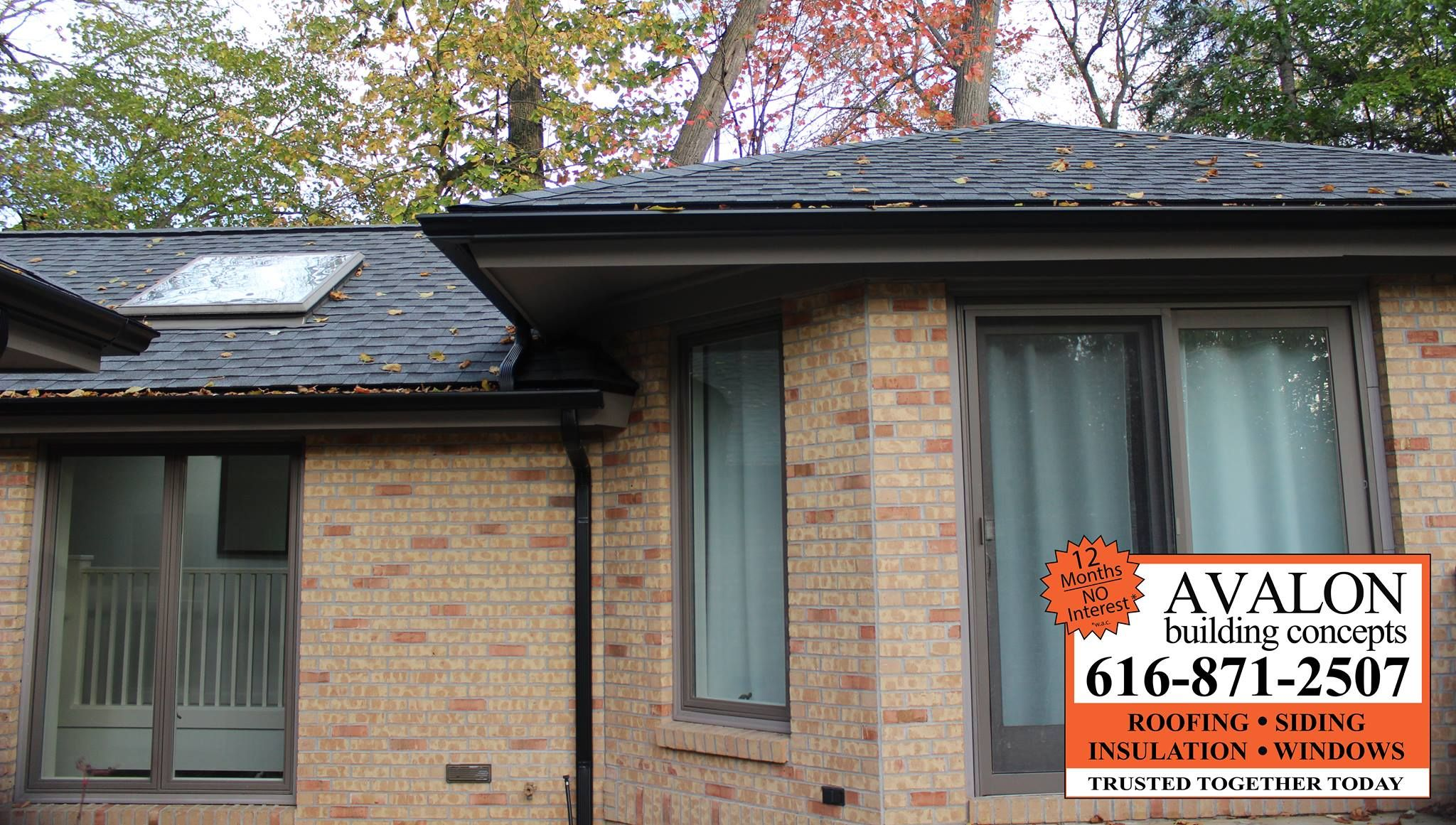 It Was Nice That Color Changes Could Be Made After The Contract Signing Larry Was Very Laid Back And Adaptabl Building Concept Roofing How To Install Gutters