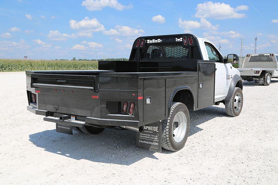 PGND Gooseneck Bodies Knapheide Website Custom truck