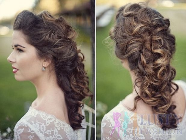 18 Creative And Unique Wedding Hairstyles For Long Hair: Best 25+ Unique Wedding Hairstyles Ideas On Pinterest