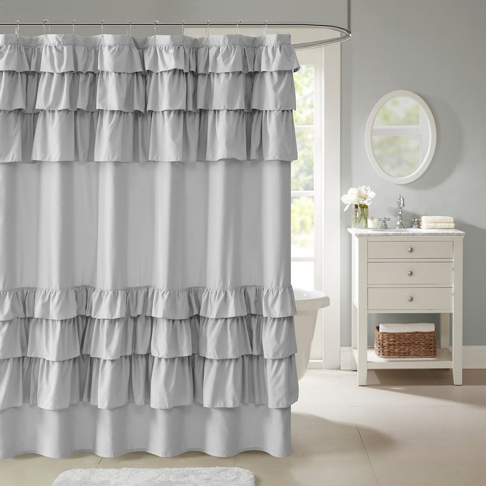 Madison park hope shower curtain products pinterest curtains