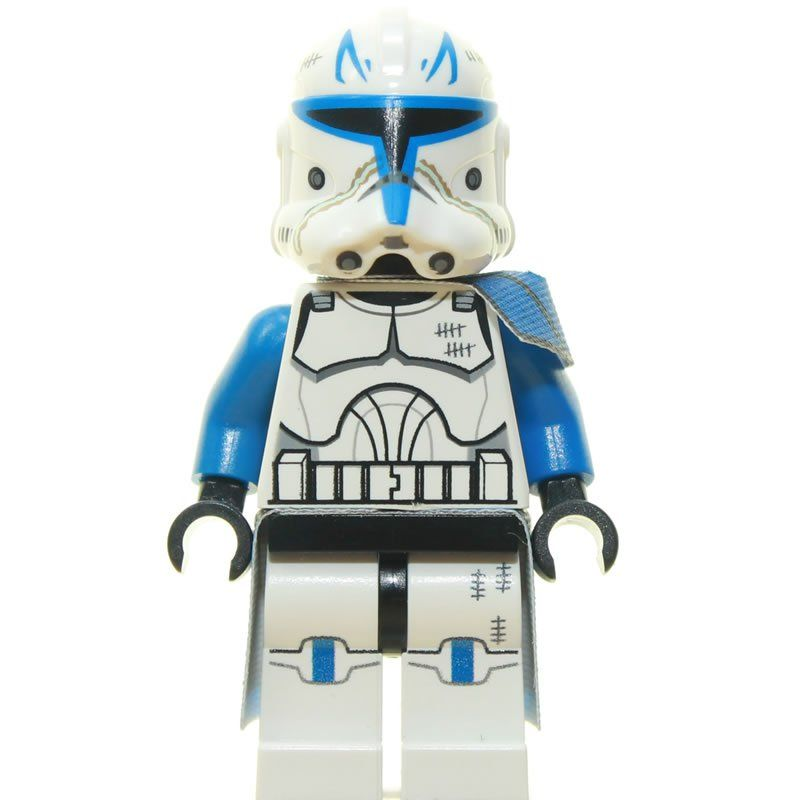 Custom Minifigur Clone Captain Rex Phase 2 Helm Custom Lego