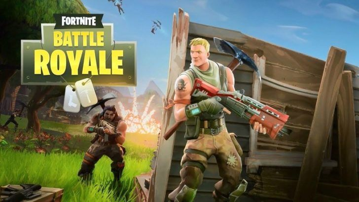 Epic Games' third-person shooter 'Fortnite Battle Royale ...