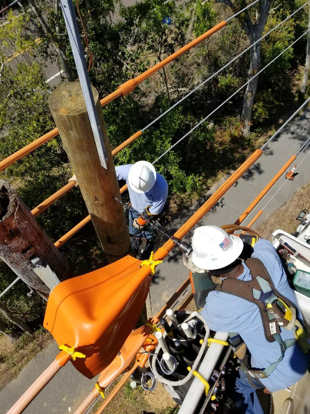 Power lineman image by Donnie Maxwell on LINEWORK ...