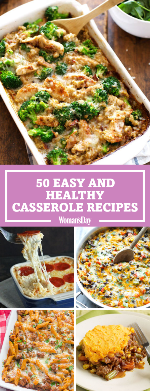 54 Easy and Healthy Casserole Recipes images