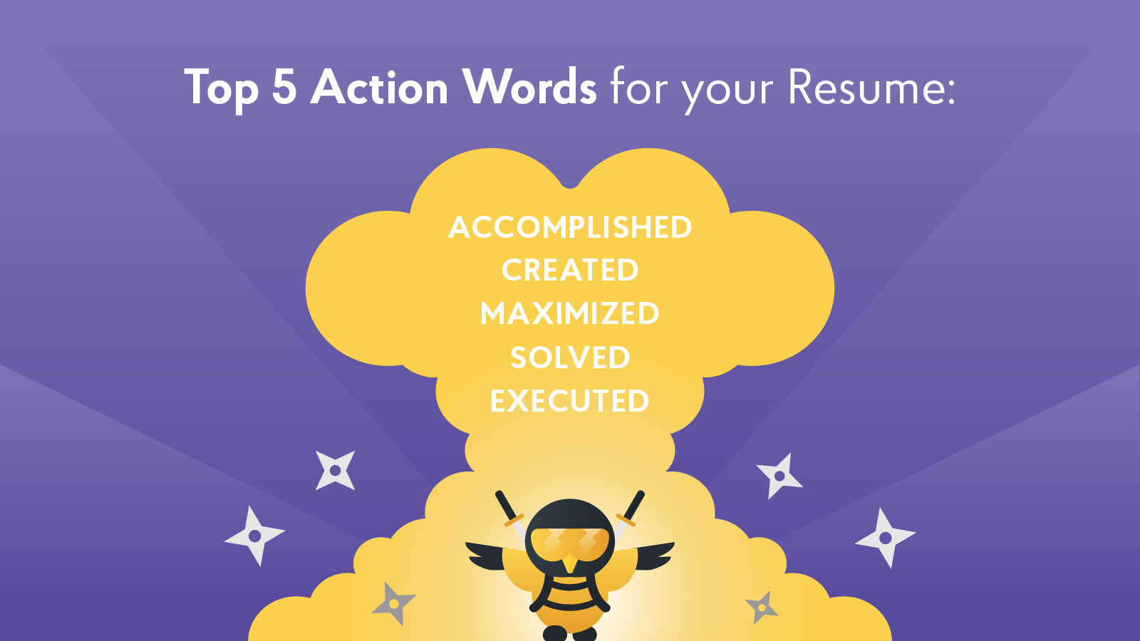 Words to add onto your resume which will help you stand