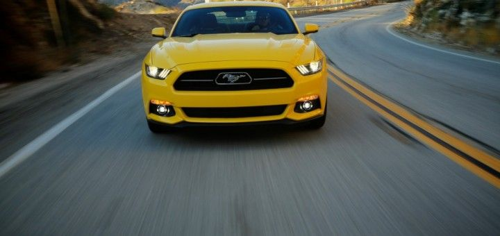2015 Ford Mustang Gt Makes Hagerty S Hot List 2015 Ford