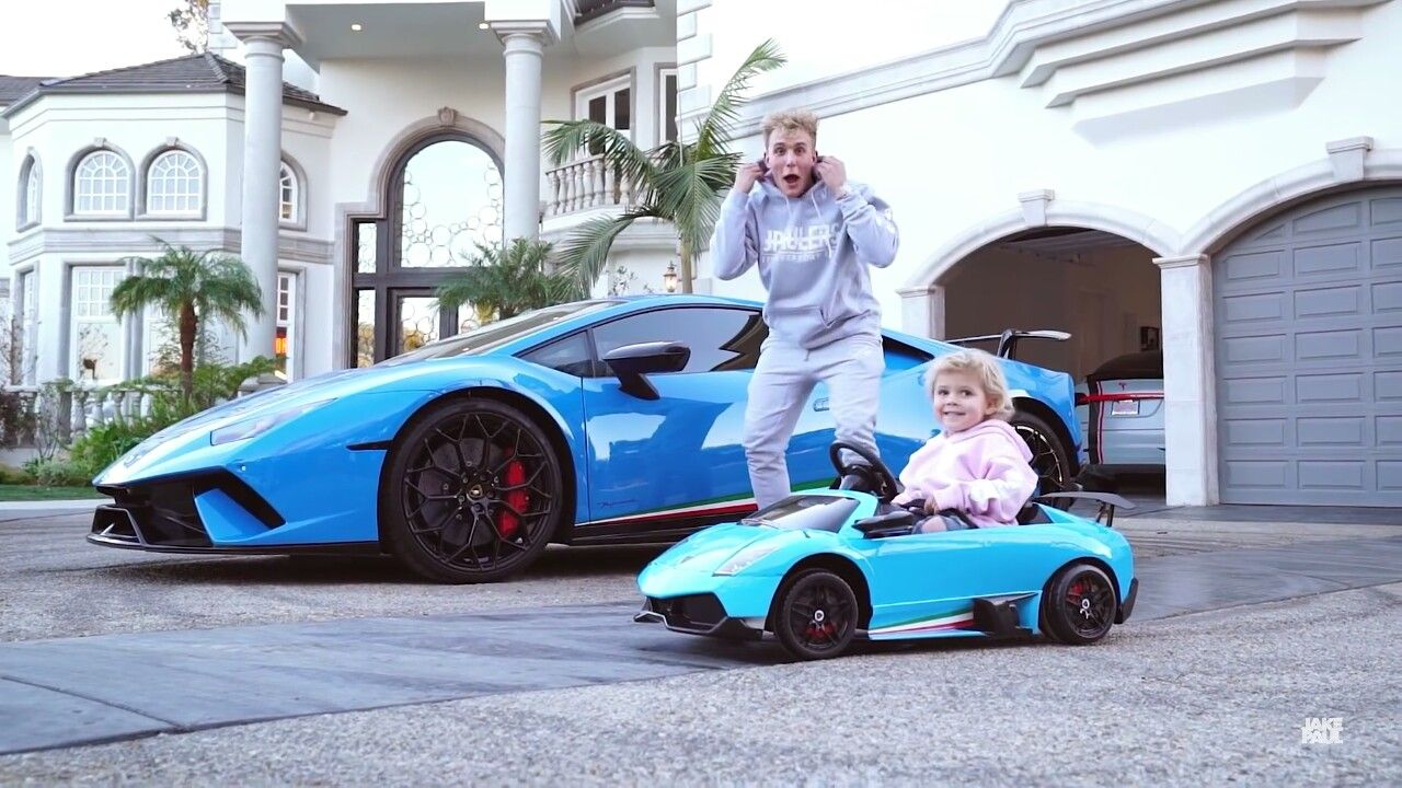 Smurfs Fire Jake Paul Is My Life In 2019 Jake Paul Jake Paul