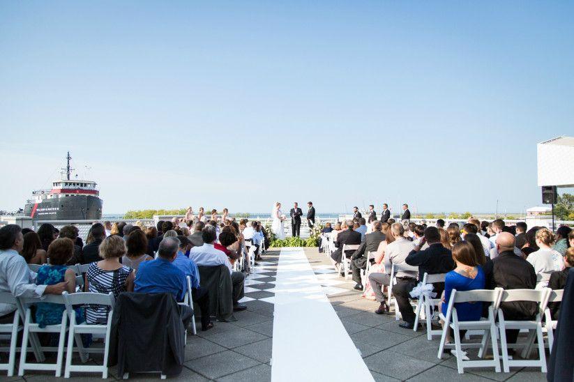 7 romantic lake erie wedding venues in ohio cleveland