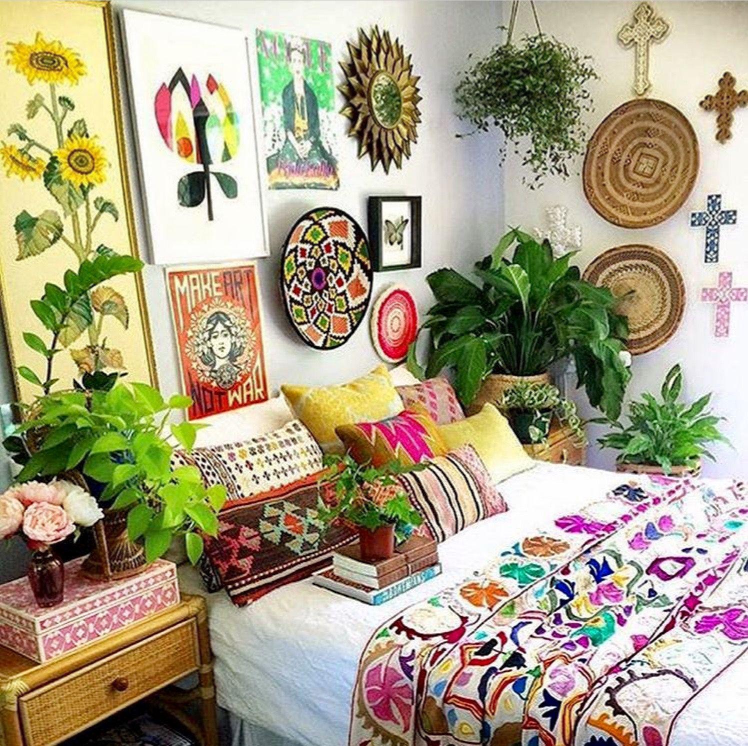Boho room dream home ideasdifferent styles pinterest boho