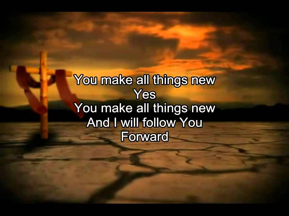 All Things New Free Chapel - YouTube