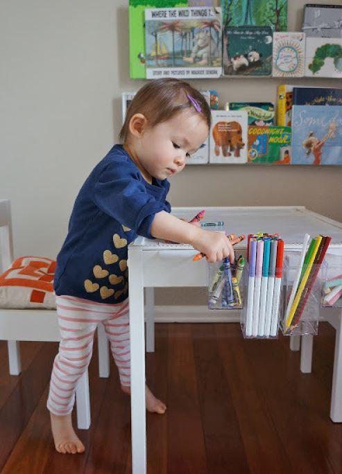 Transformer ses meubles IKEA pour ses enfants