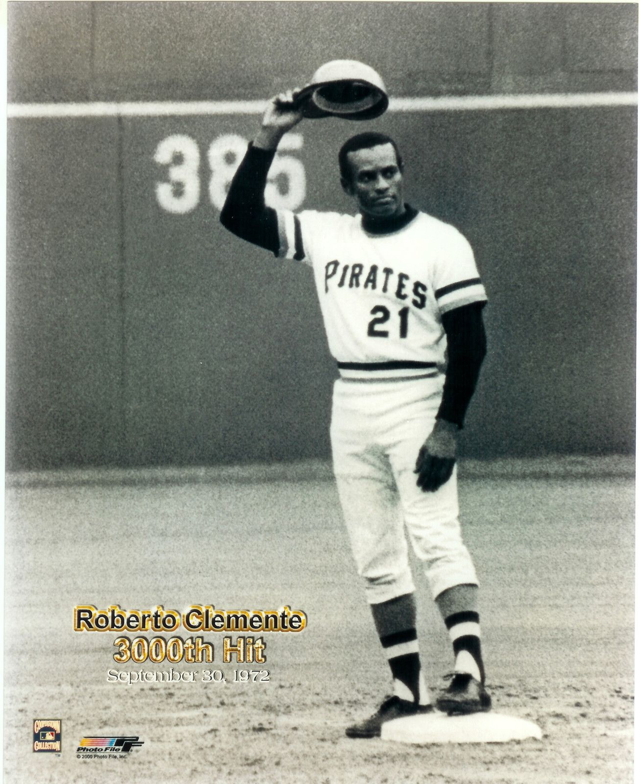 Details About Roberto Clemente Legends Of The Game 8x10