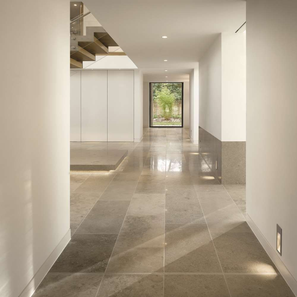 Jura grey honed limestone floor share with gd pinterest tile jura grey honed limestone floor and wall tiles doublecrazyfo Image collections