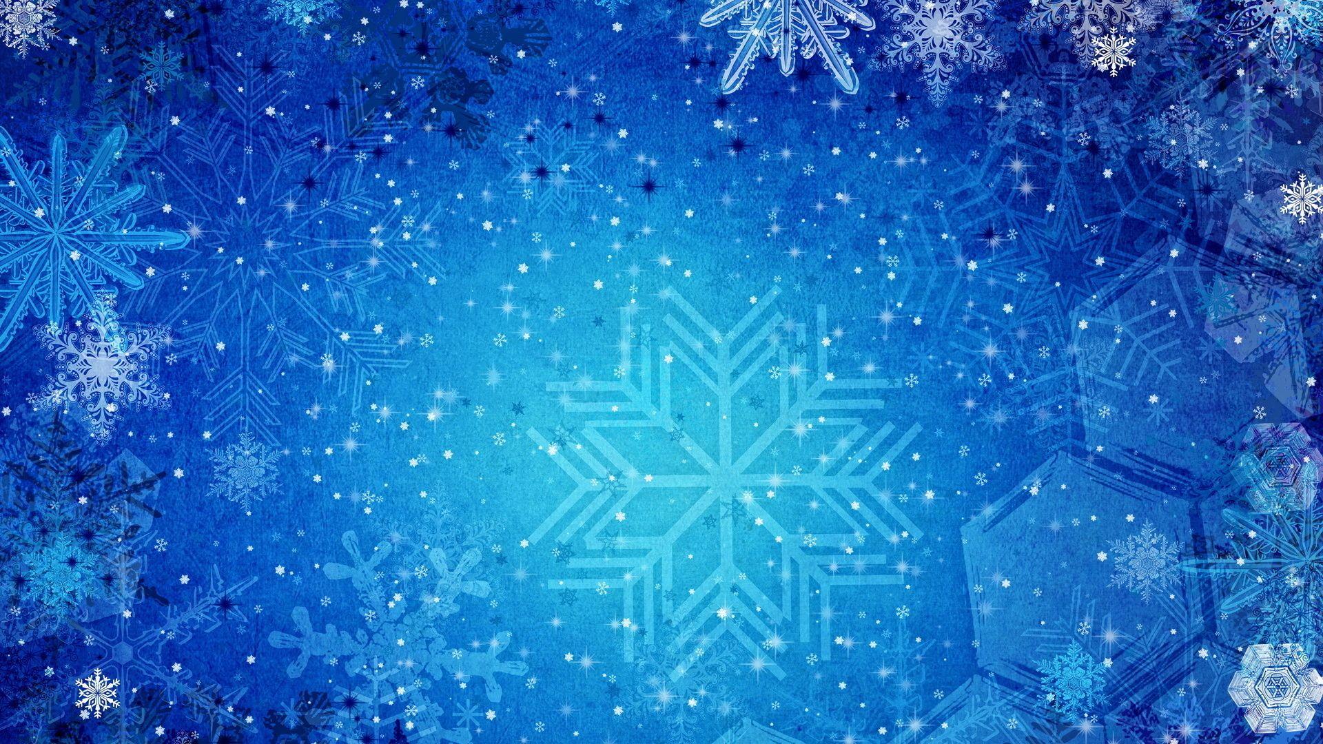 Patrón De Fondo De Pantalla De Deportes: Descargar Gratis Los Copos De Nieve, Los Patrones De, Azul