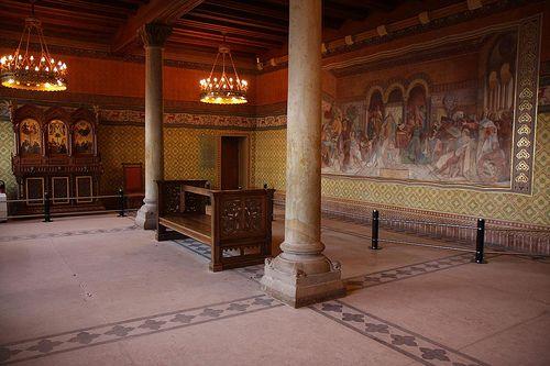 Wartburg Castle Eisenach Thuringen Germany Unesco World Heritage Burg Eisenach Wartburg