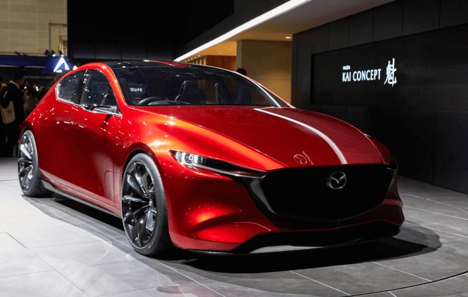 New 2020 Mazda 3 Redesign Mazda 3 Hatchback Mazda Mazda 3