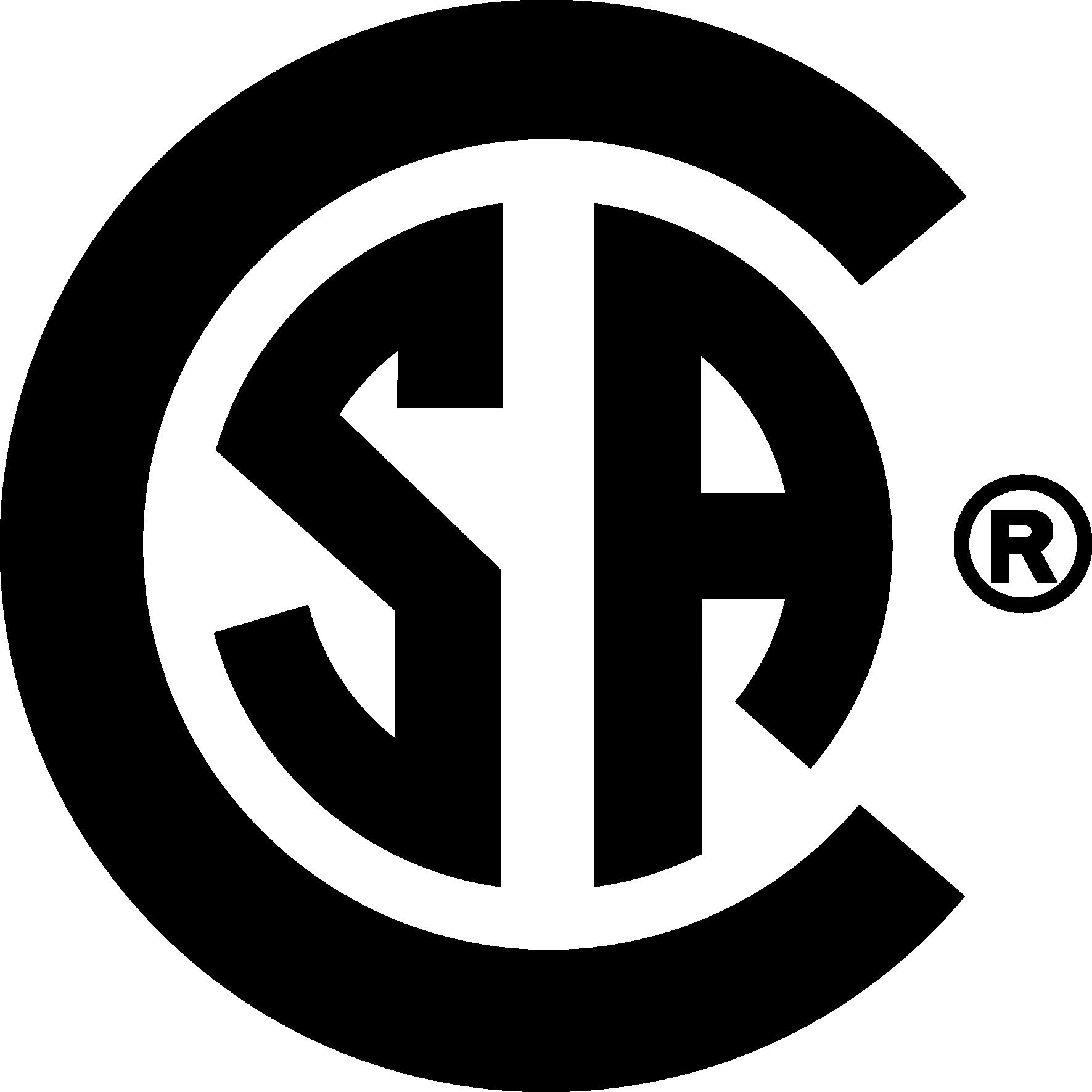 CSA Logo (Canadian Standards Association PDF) PNG Free