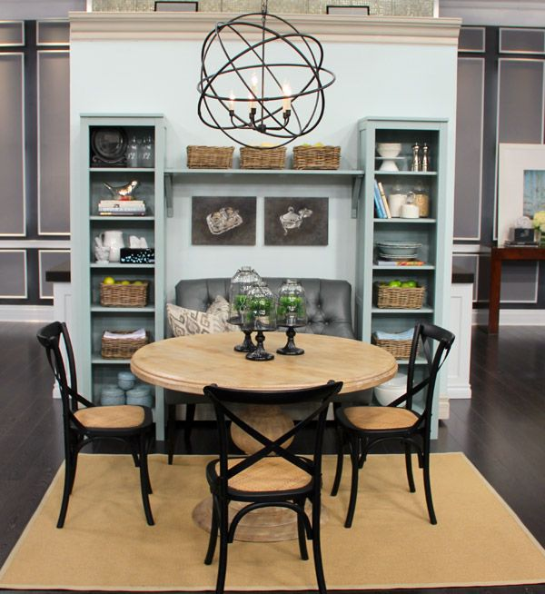 Good Better Best Breakfast Nook Steven And Chris In 2020 Tiny Dining Rooms Dining Nook