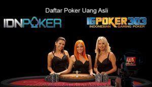 Daftar Poker Uang Asli Deposit 10rb Rupiah - #10rb ...