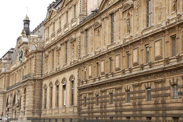 | ♕ | Louvre Museum - Paris | by © Claudine Dalcourt