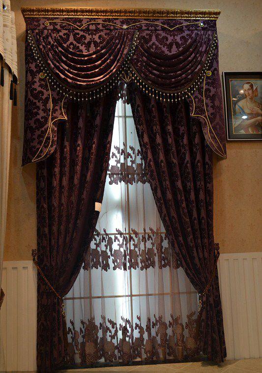 Ts01 22 Elegant Draperies Victorian Curtains Victorian