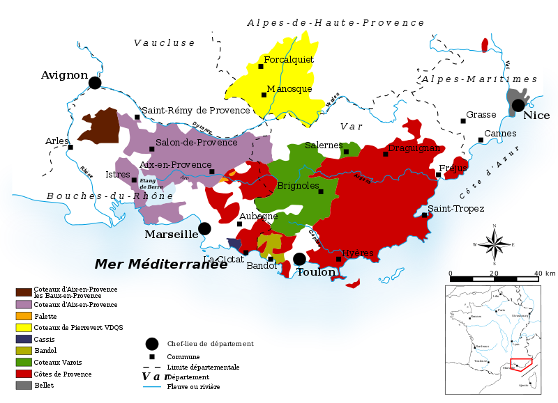Cassis is an Appellation dorigine contrle that was created in