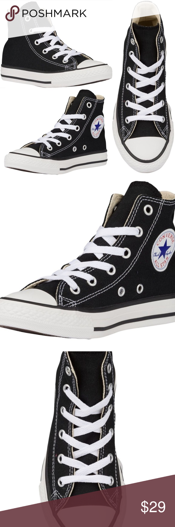 c5be43d4c845 CONVERSE Kids ALL STAR Chuck Taylor HI Sneakers Even little ones need their  own  Chucks
