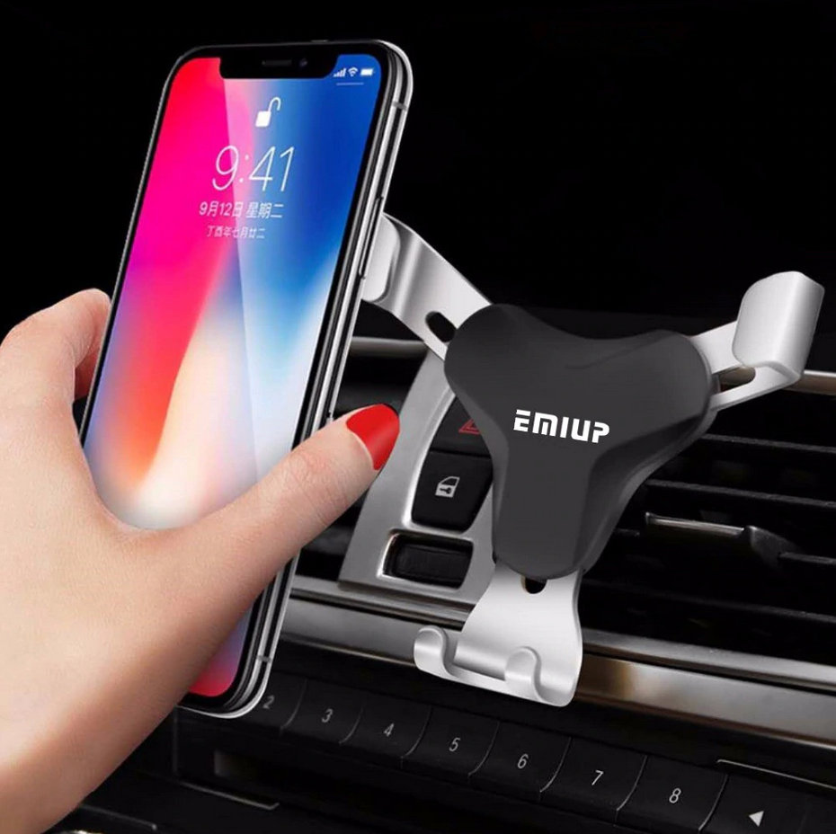 Universal Car Phone Holder For Phone In Car Air Vent Mount