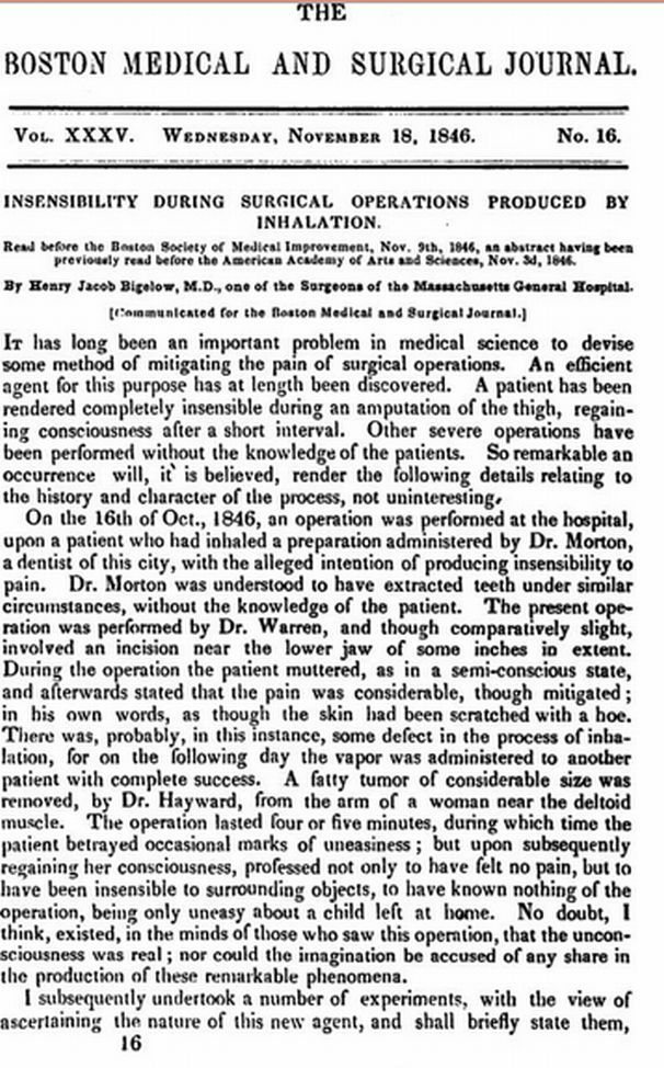 The New England Journal Of Medicine S Most Important Article Medicine Journal Medicine Medical Journals