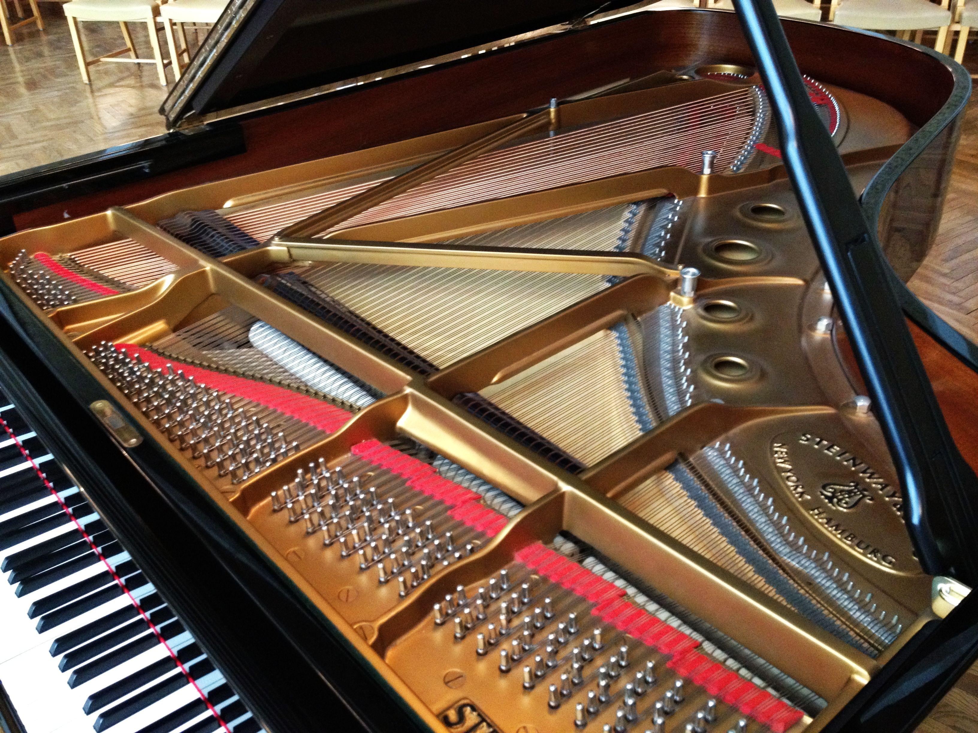 Steinway & Sons Steinway grand piano, Steinway, Piano