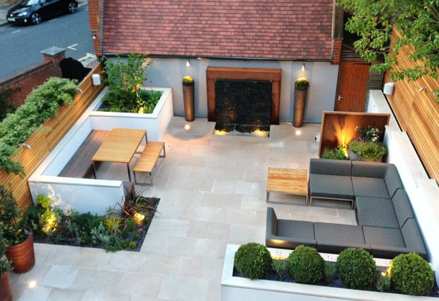 London Garden Design   Google Search