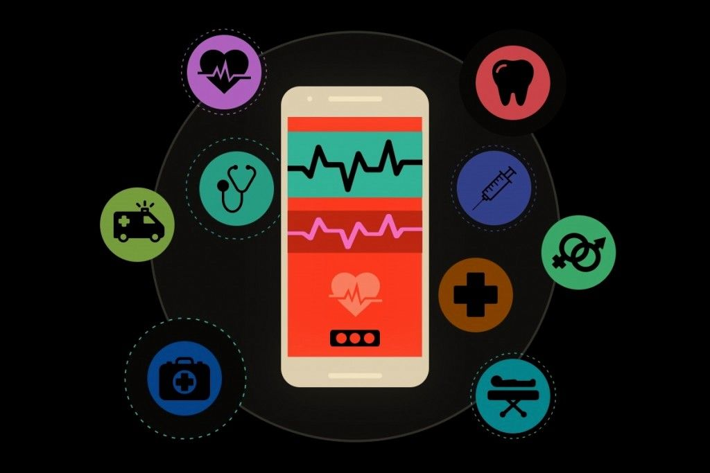 Take care of your health with your smart phone. This free