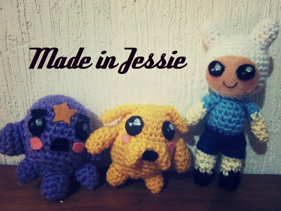Made In Jessie: Nuevos monitos