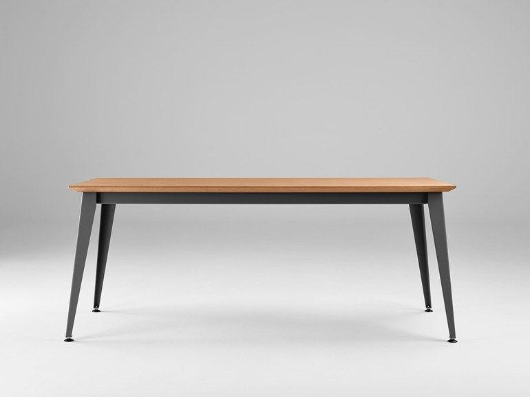 DON Ausziehbarer Tisch by ONDARRETA Design Nadia Arratibel Table